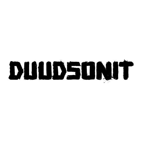 Duudsonit logo valkoisella taustalla