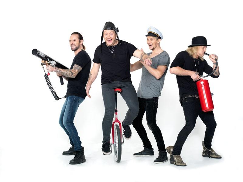 Duudsonit ryhmä 2015